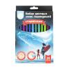 Набор цветных мини карандашей, Kid's Fantasy, 24 шт., в ассортименте