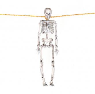 """Подвесная гирлянда """"Скелеты"""", 120 см"""