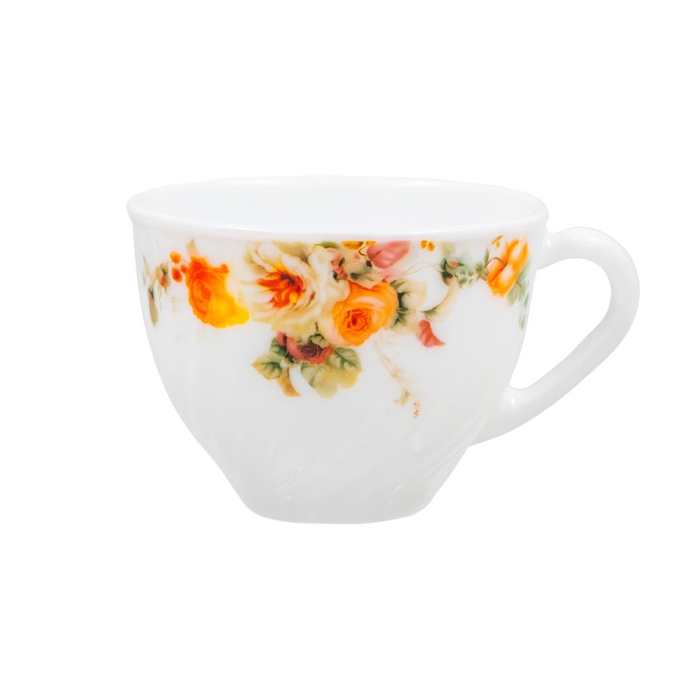 Чашка чайная, 200 мл, в ассортименте
