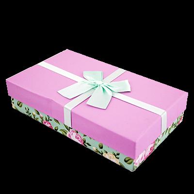 Подарочная коробка, 17х10х3,5 см