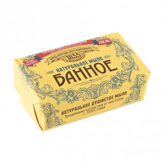 Натуральное мыло, Завод Братьев Крестовниковых, 190 г, в ассортименте